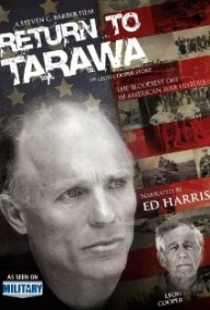Return to Tarawa: The Leon Cooper Story on-line gratuito