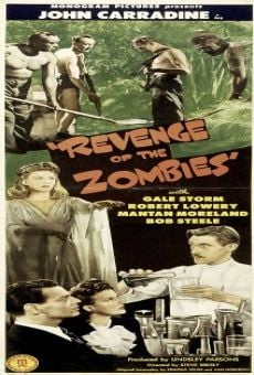 Ver película Revenge of the Zombies