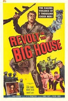 Ver película Revolt in the Big House