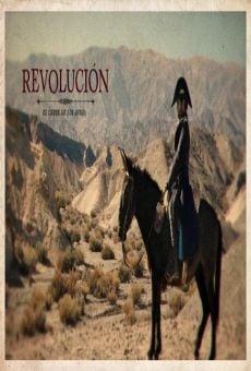 Película: Revolución: El cruce de los Andes