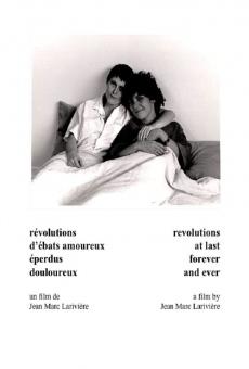 Révolutions, d'ébats amoureux, éperdus, douloureux gratis