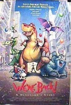 Ver película Rex, un dinosaurio en Nueva York