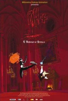 Ver película RH+: El vampiro de Sevilla