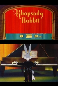 Looney Tunes: Rhapsody Rabbit on-line gratuito