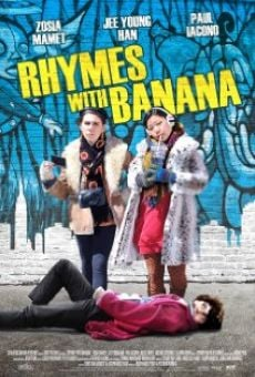 Rhymes with Banana en ligne gratuit