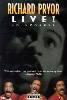 Película: Richard Pryor: Live in Concert