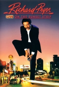Película: Richard Pryor Live on the Sunset Strip