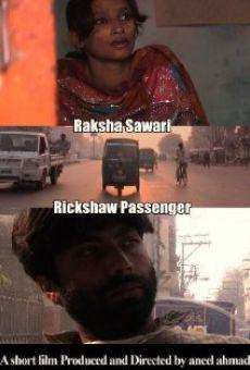 Watch Rickshaw Passenger online stream