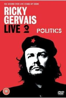 Película: Ricky Gervais Live 2: Politics