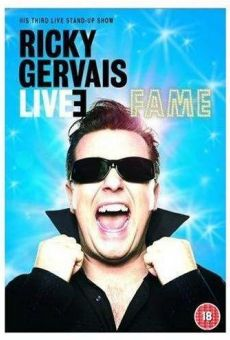 Ricky Gervais Live 3: Fame online