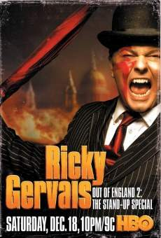 Película: Ricky Gervais: Out of England 2 - The Stand-Up Special