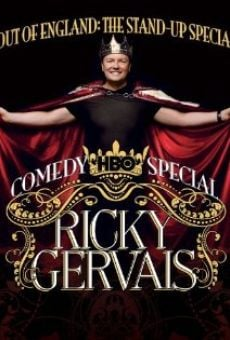 Película: Ricky Gervais: Out of England - The Stand-Up Special