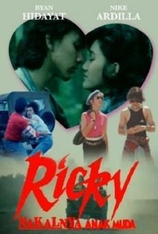 Ver película Ricky: Nakalnya Anak Muda