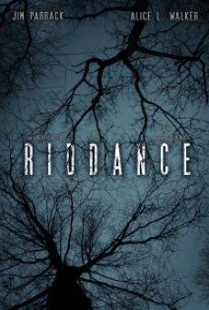 Riddance online free