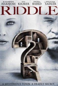 Película: Riddle