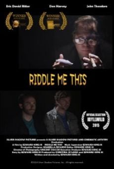 Película: Riddle Me This