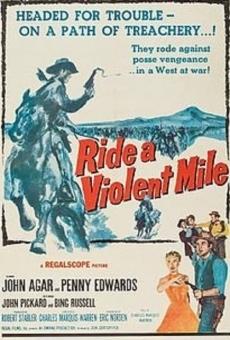 Ver película Recorrer una milla violenta