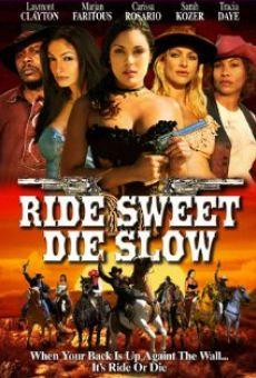Ver película Ride or Die