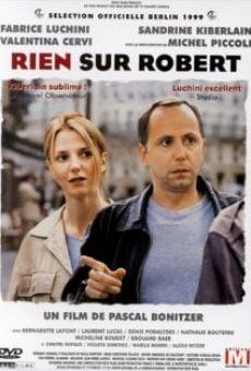 Rien sur Robert on-line gratuito