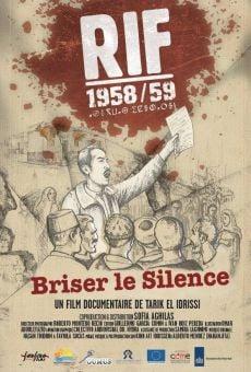 Rif 1958/1959: Briser le silence