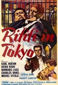 Rififi à Tokyo en ligne gratuit