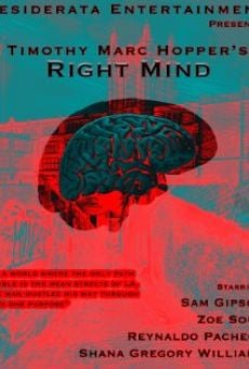 Película: Right Mind