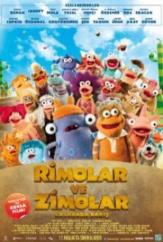 Ver película Rimolar ve Zimolar: Kasabada Baris