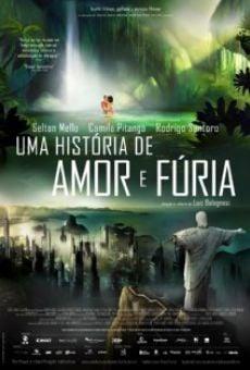 Ver película Rio 2096: Una historia de amor y furia
