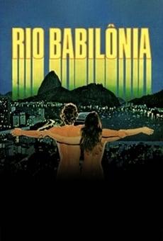 Ver película Rio Babilônia