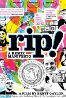 Rip!: A remix manifesto on-line gratuito