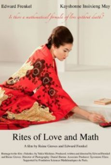 Rites of Love and Math online free