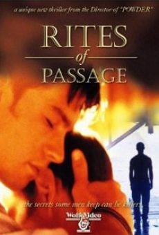 Película: Rites of passage