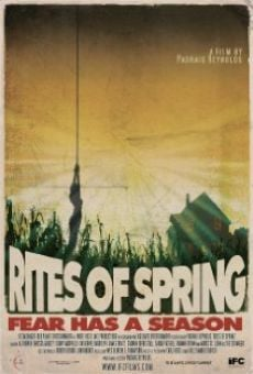 Rites of Spring online streaming