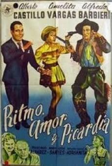 Ver película Ritmo, amor y picardía