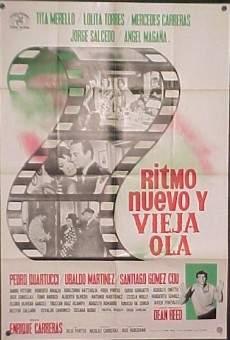 Ver película Ritmo nuevo, vieja ola