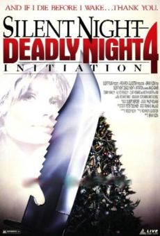 Initiation: Silent Night, Deadly Night 4 online
