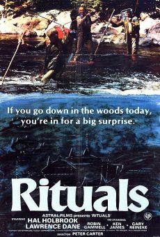 Rituals, il trekking della morte online