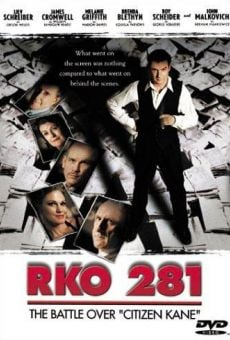 RKO 281: The Battle Over Citizen Kane on-line gratuito