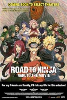 Road to Ninja: Naruto the Movie online free