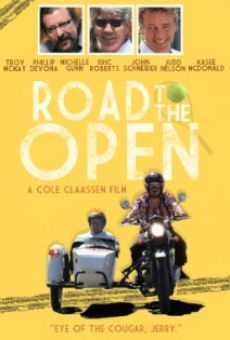 Road to the Open online