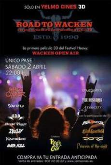 Ver película Road to Wacken