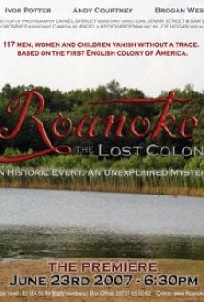 Ver película Roanoke: The Lost Colony