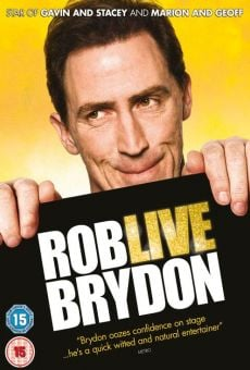 Rob Brydon: Live on-line gratuito