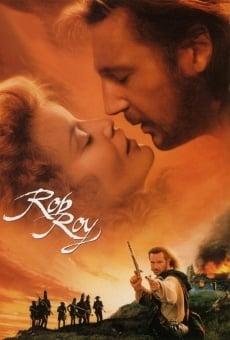 Ver película Rob Roy, la pasión de un rebelde