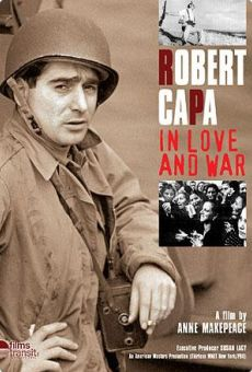 Ver película Robert Capa: In Love and War