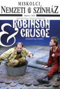 Watch Robinson & Crusoe online stream