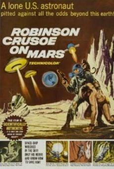 Robinson Crusoe en Marte online gratis