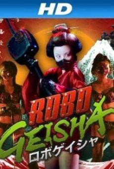 Película: Robo-geisha