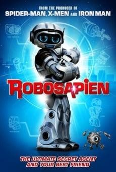 Robosapien: Rebooted online