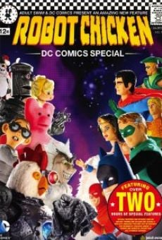 Robot Chicken: DC Comics Special online streaming